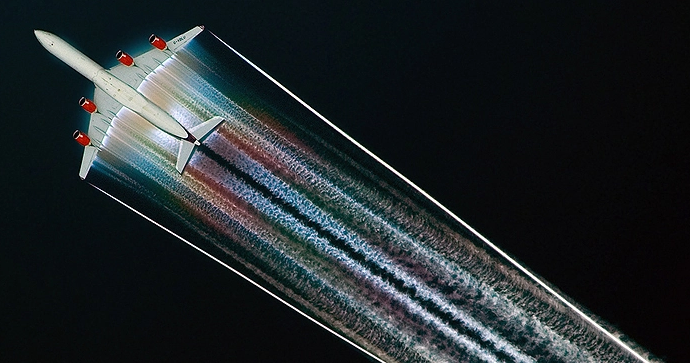 Image: NASA Expert: Chemtrails are Real, Rogue Geoengineers Could Blackmail the Earth (Video)