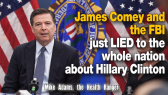 james comey lies by health ranger
