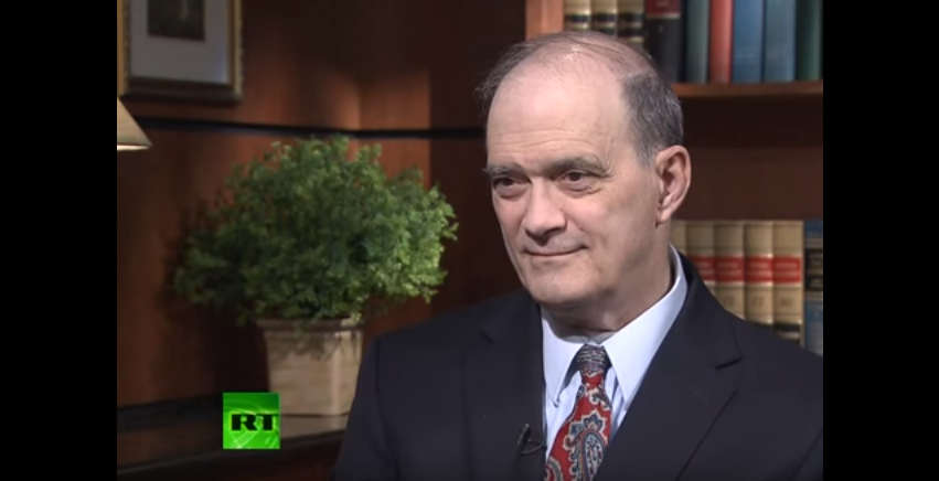 Image: NSA Whistleblower: Everyone's Data Stored and Under Surveillance (Video)