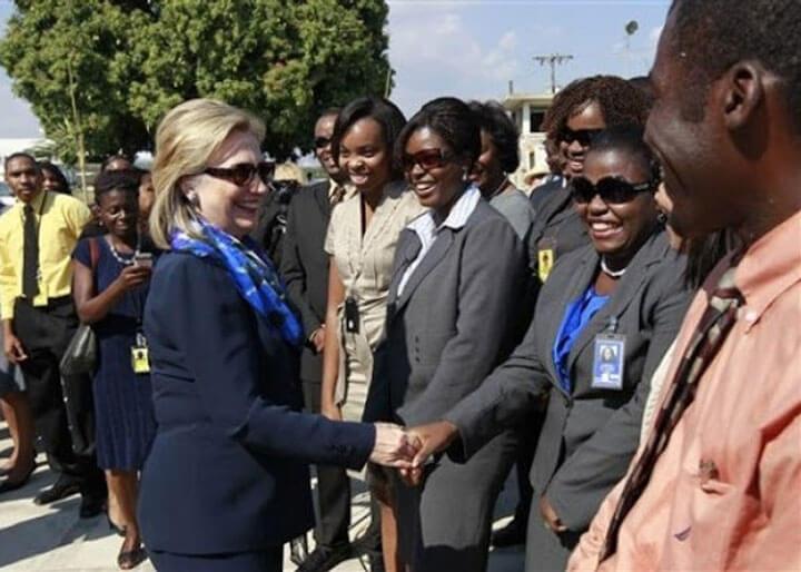 Clinton Foundation Haiti