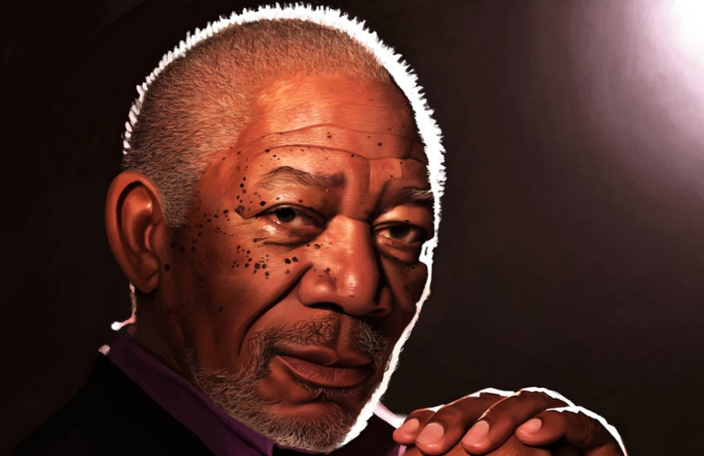 Image: Morgan Freeman Calls out Monsanto and the Government (Video)