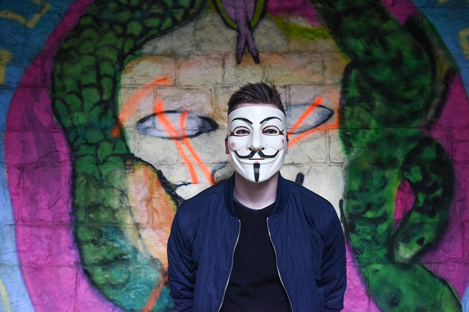 Image: Anonymous – It Is Time to Know the Truth 2017 (Video)