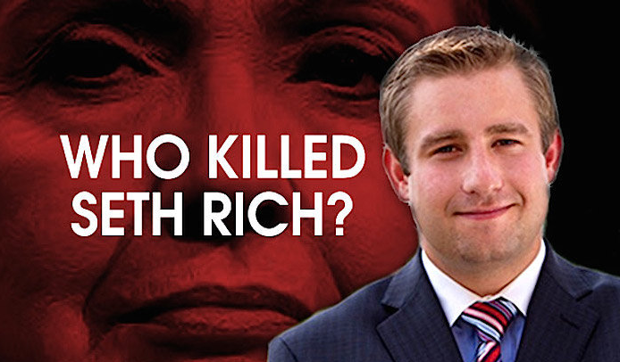 Image: Who Killed Seth Rich? New Evidence Emerges as Investigation Intensifies (Video)
