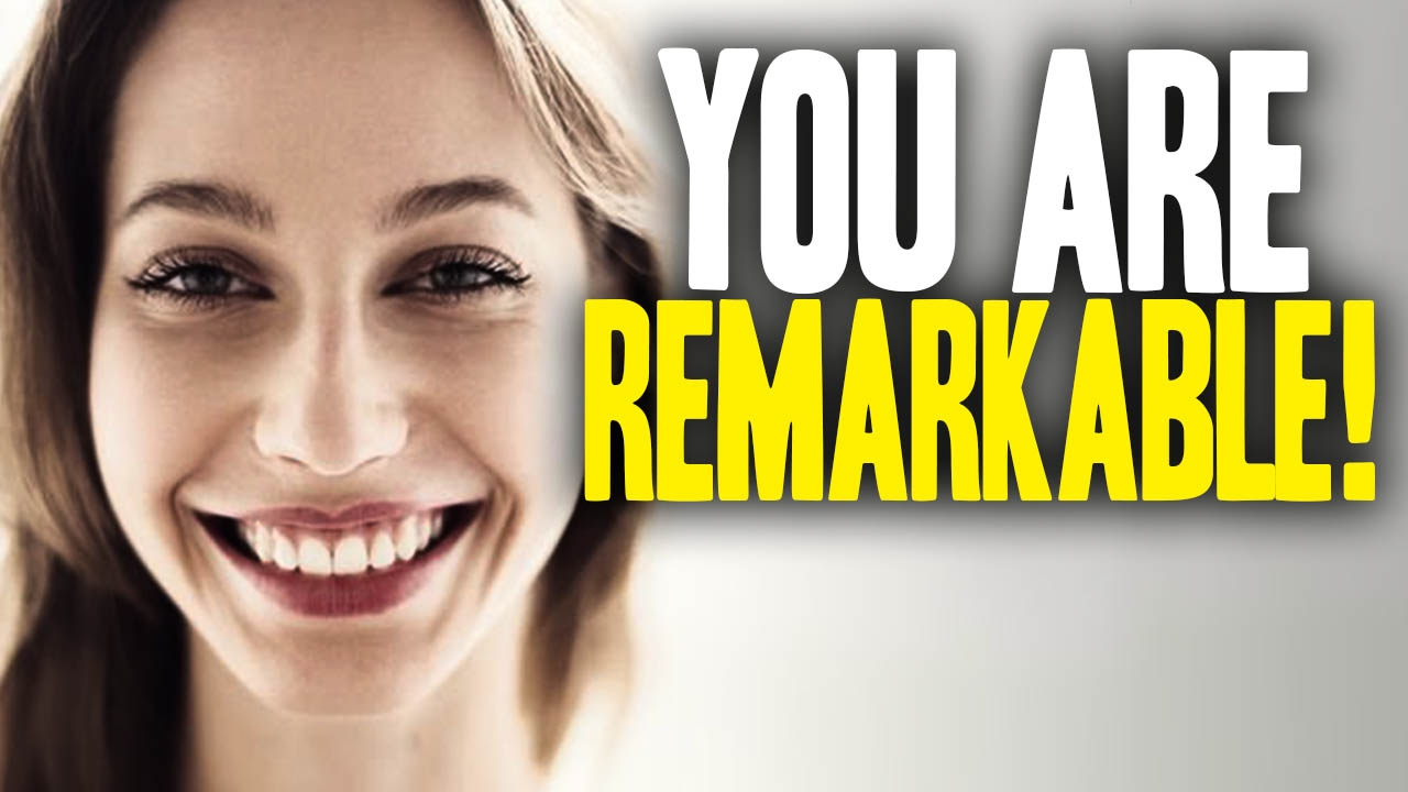 Image: YOU are remarkable! The Health Ranger reveals why your voice, your actions and your very existence really matters