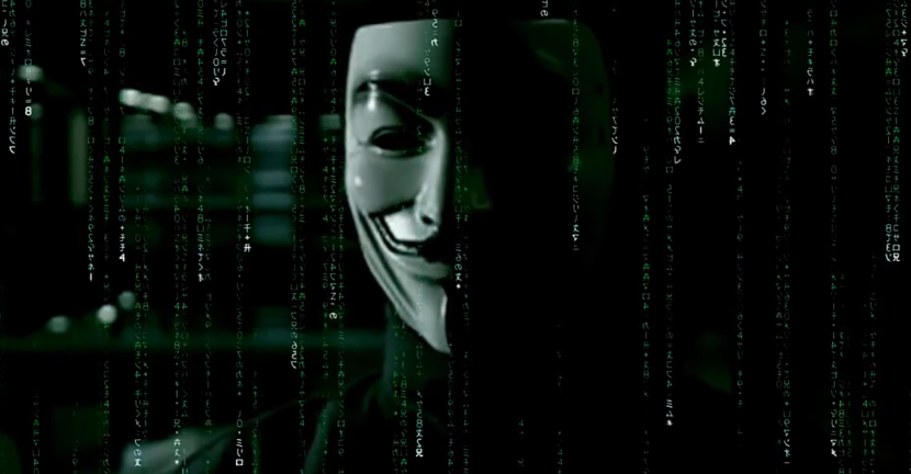 Image: Anonymous: The King of the NWO Has Fallen (Video)