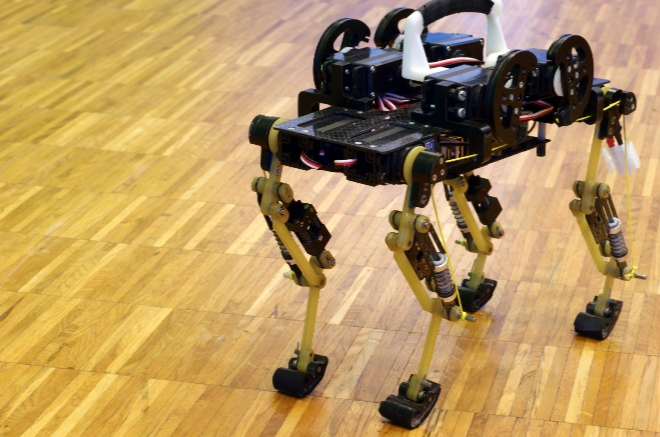 "Image: The Latest ""Nightmare Inducing"" Boston Dynamics Robots (Video)"