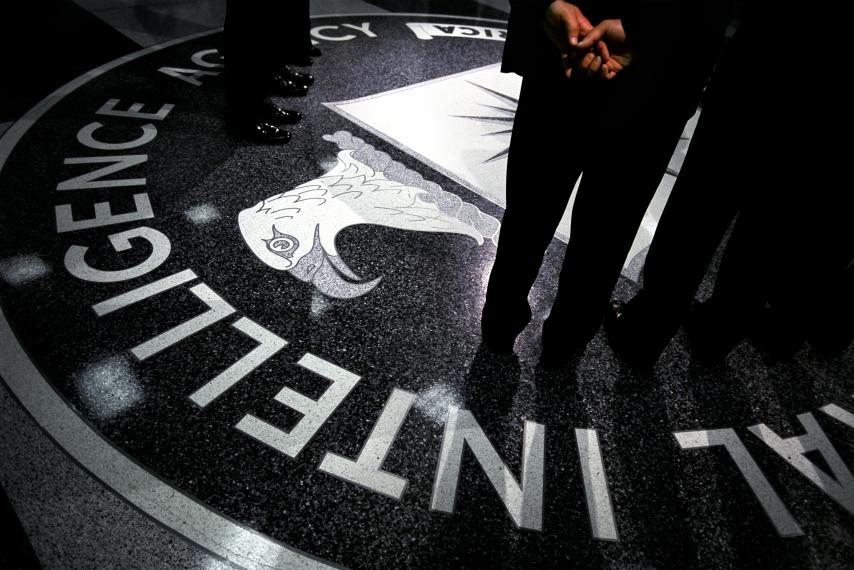 Image: The Secrets of the CIA (Video)