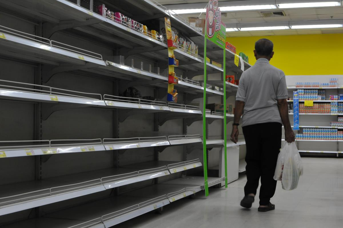 Image: Socialism Fail: An Inside Look at Venezuela's Horrific Food and Medicine Shortage (Video)
