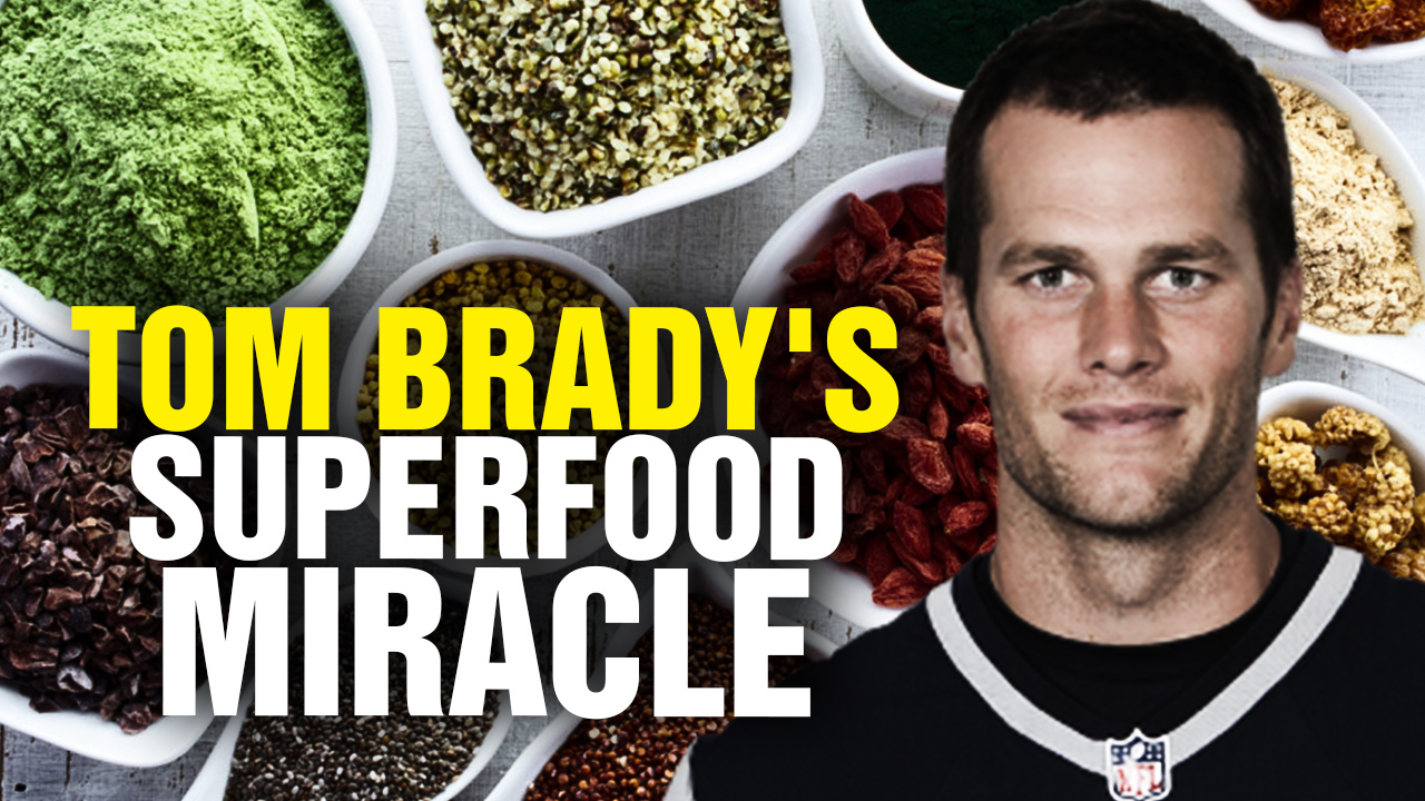 Image: Tom Brady's SUPERFOOD Miracle (Video)