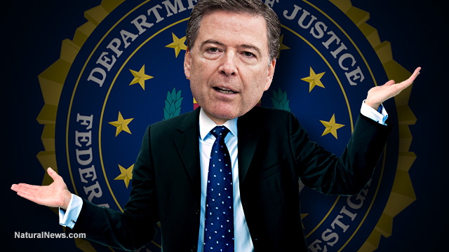 Image: You're Fired: FBI Director James Comey is OUT (Video)