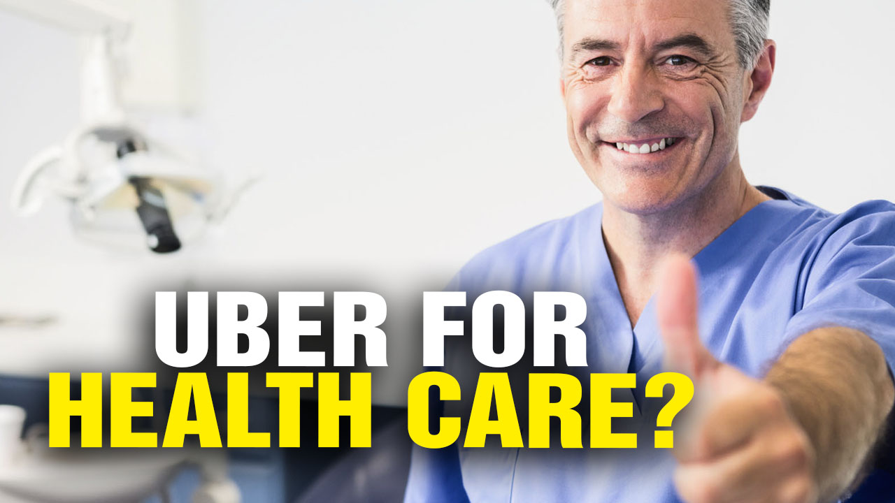 Image: Why Can't We Have UBER for Health Care? (Video)