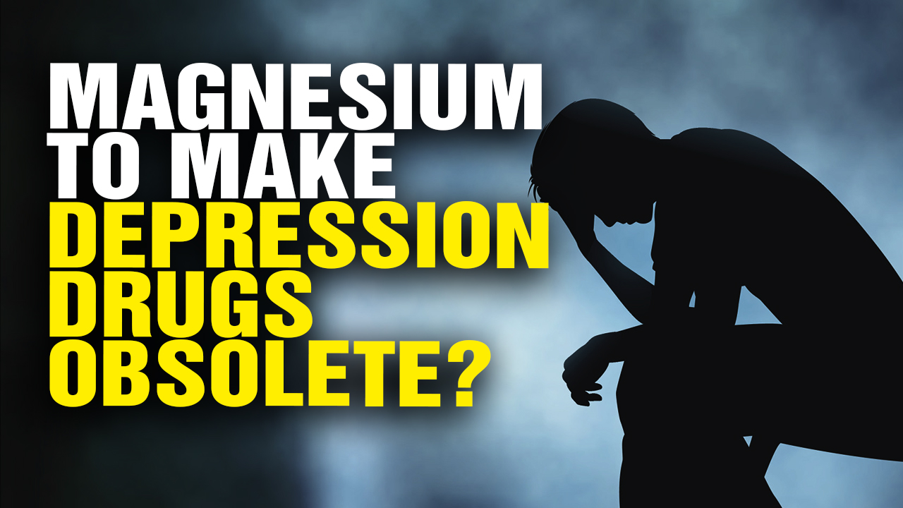 Image: Magnesium to Make Depression Drugs Obsolete? It's Safer, More Affordable and More Effective (Video)