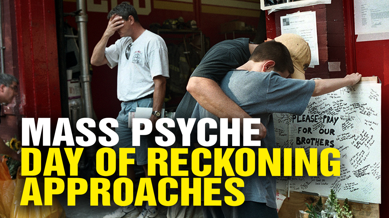 "Image: Psychological 9/11 ""Day of Reckoning"" Approaches (Video)"