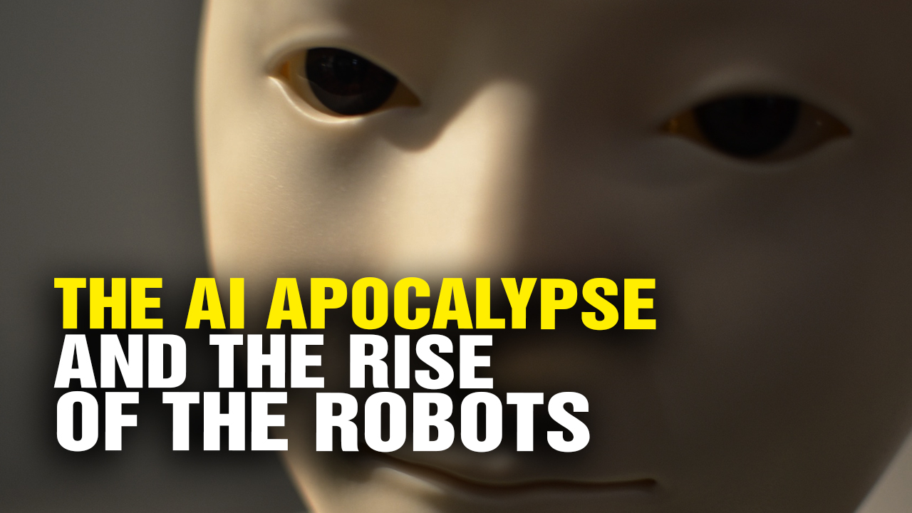 Image: AI Apocalypse and Rise of the ROBOTS (Video)