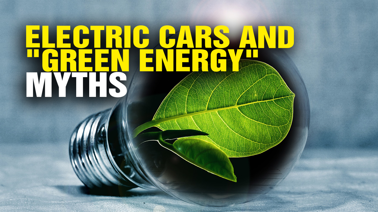 """Electric Cars and The """"Green Energy"""" MYTH, Totalrehash.com"""