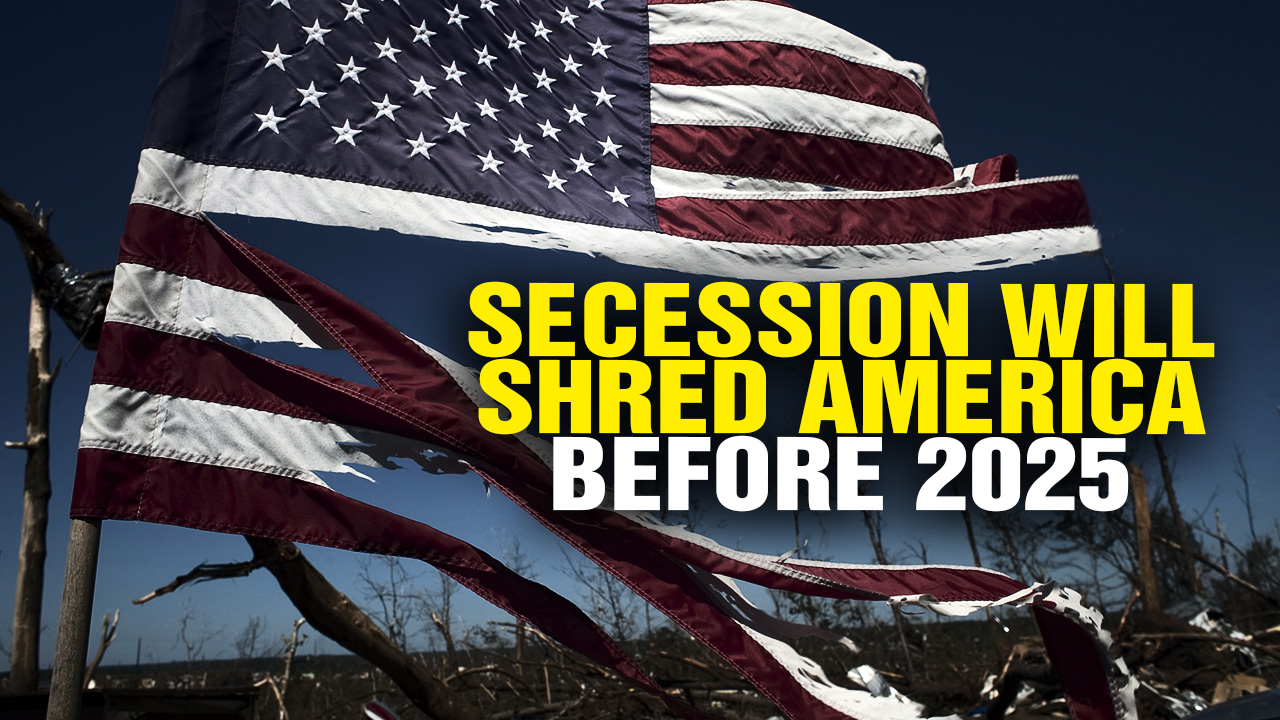 Image: Why SECESSION Will Tear America to Shreds Before 2025 (Video)