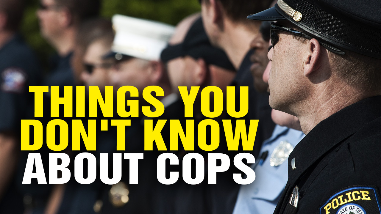 Image: Things You Don't Know About COPS (Video)
